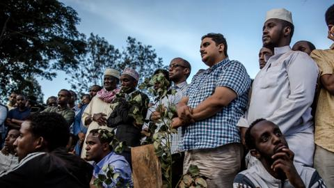 Kenyan authorities search for survivors after Nairobi hotel attack