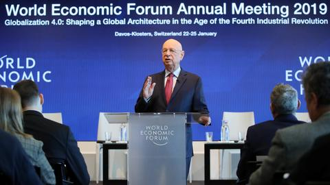 Trump pulls top-level US delegation from Davos