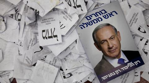Israel moves to the right as Palestinians shift out of election focus