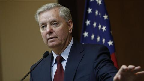US arming YPG 'created a nightmare' for Turkey - Senator Graham