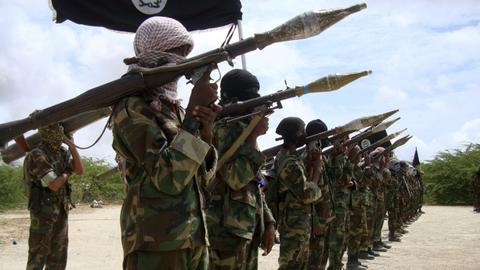 US military kills 52 Al Shabab militants in Somalia air strike