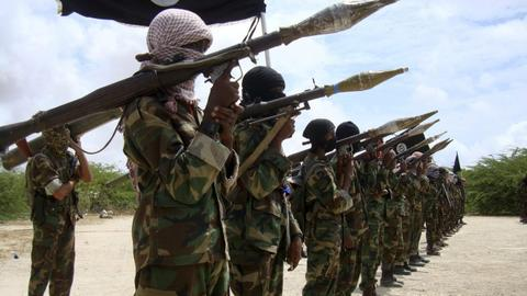 Pentagon says strike kills 24 Al Shabab militants in Somalia