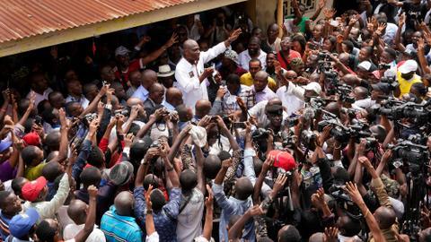 Tshisekedi declared DRC president, but runner-up revolts