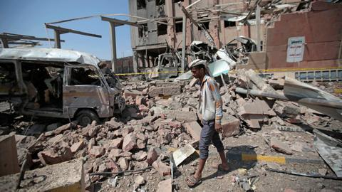 Lawmakers launch new push to end US-supported Yemen war
