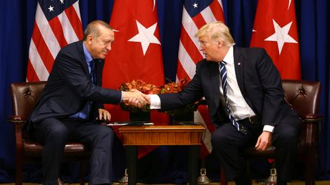 Turkey ready to take over security in Syria's Manbij – Erdogan to Trump