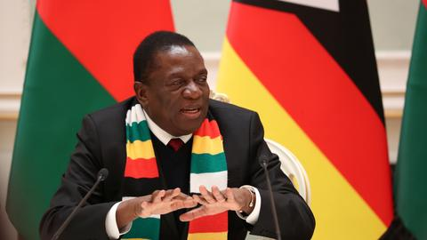 Zimbabwean government extends crackdown to aid groups