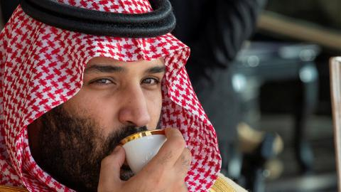 Saudi crown prince still in the eye of the storm