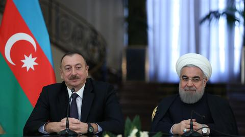 Iran and Azerbaijan strengthen ties for first time in more than 40 years