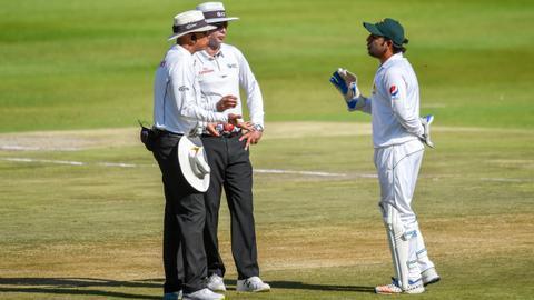 Pakistan captain under scrutiny for 'black man' comment