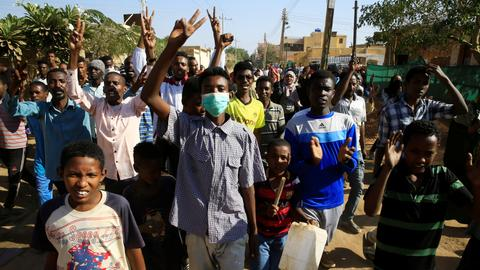 Protesters dead as rallies rock Sudan