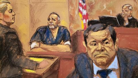 'El Chapo' trial reveals drug lord's love life and business dealings