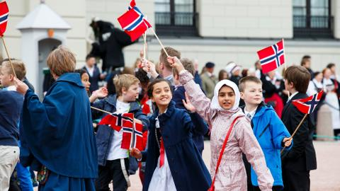 Muhammad is the top name in Oslo again - for the 11th year