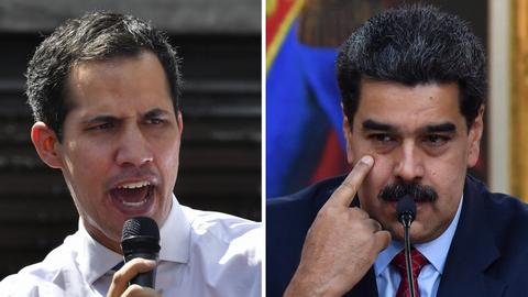 US pushes UN Security Council to back Venezuela's Guaido