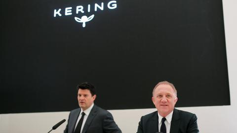 Gucci-owner Kering faces $1.6 billion Italian tax claim