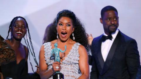 'Black Panther' wins top honour at SAG Awards