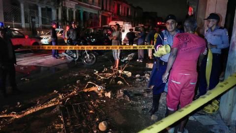 Devastating storm strikes Havana killing three and injuring 172