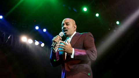 Grammy-winning R&B singer James Ingram dies at 66
