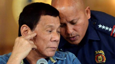 Philippines puts drug war on hold to tackle police corruption