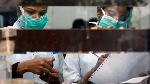 Swine flu outbreak kills 76 in India's Rajasthan state