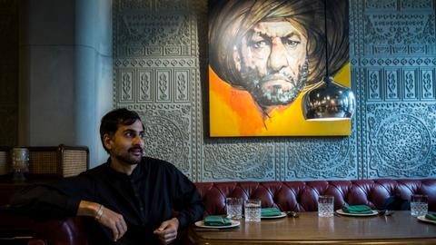 Hong Kong gifts Pakistan eatery a culinary star