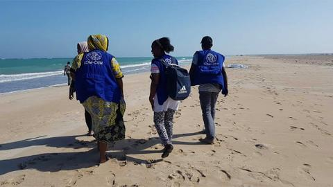 Bodies of 52 migrants found after boats capsize off Djibouti