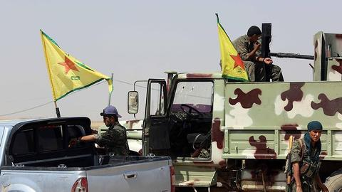 YPG blocks humanitarian aid convoy in Syria, Russia's MoD says