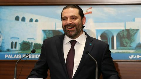 Is Saad Hariri set to return as Lebanon's PM?