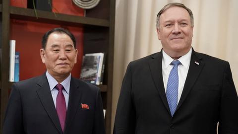 US lifting UN freeze on North Korea aid