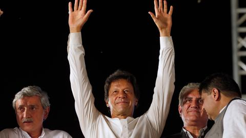 Have Imran Khan and the army fixed Pakistan's lopsided Middle East policy?