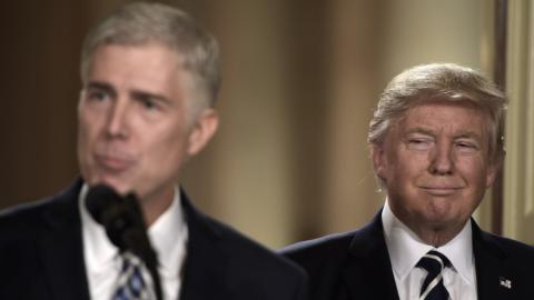 Trump picks Gorsuch for US Supreme Court