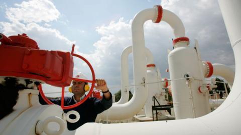 Russia ratifies TurkStream gas project