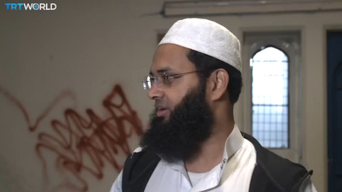 Islamic school in UK targeted by hate crime