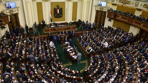 Egyptian opponents campaign against charter amendments