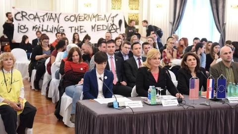 Why is the Croatian government going after the media?