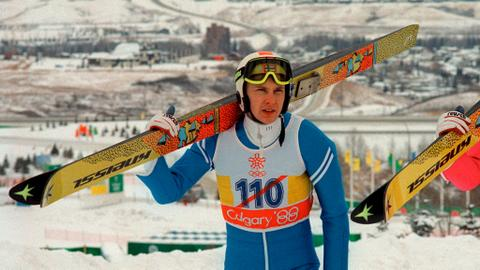 Finnish ski jump icon Matti Nykanen dies at 55