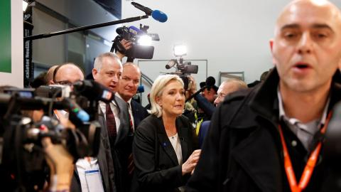 French presidential race rocked by financial scandals