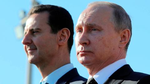 Normalising Bashar al Assad as a counter to Iran is a fool's errand