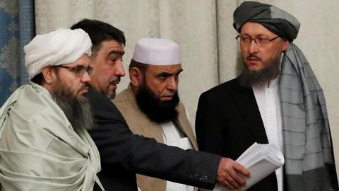 Taliban to take part in 'intra-Afghan' talks in Moscow