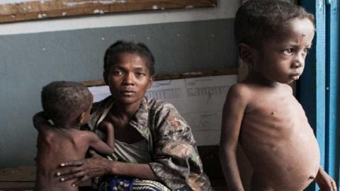 Southern Madagascar faces famine