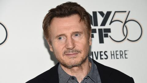 Liam Neeson reveals he wanted to kill a black person after friend's rape