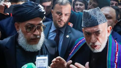Taliban demands new constitution for Afghanistan at Moscow talks
