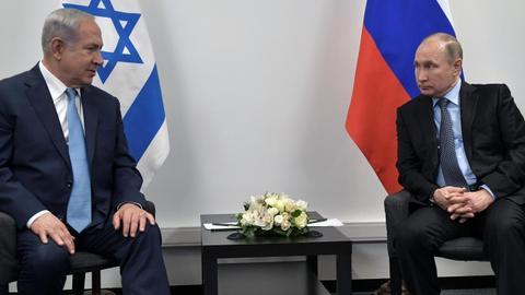 Netanyahu to meet Putin this month for Iran-Syria talks