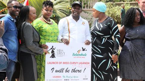 Outcry as Uganda touts women as a tourism selling point