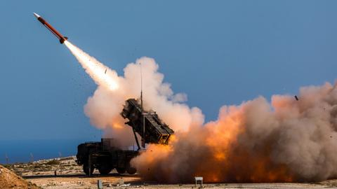 The Patriot Missile is a myth