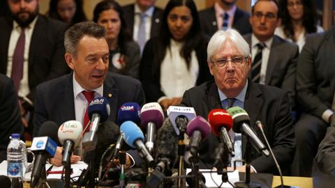 Yemen warring parties agree preliminary compromise on Hudaida - UN