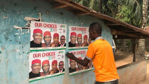 The key issues shaping Nigeria's presidential elections