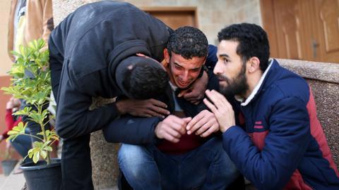 Israeli forces kill two Palestinian teens near Gaza-Israel buffer zone