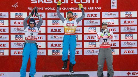 Alpine skiing: Jansrud now the daddy of the Norwegian Vikings