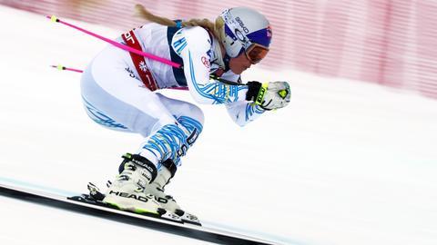 Skier Lindsey Vonn completes final race of career