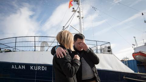 German migrant rescue ship renamed after refugee toddler Alan Kurdi